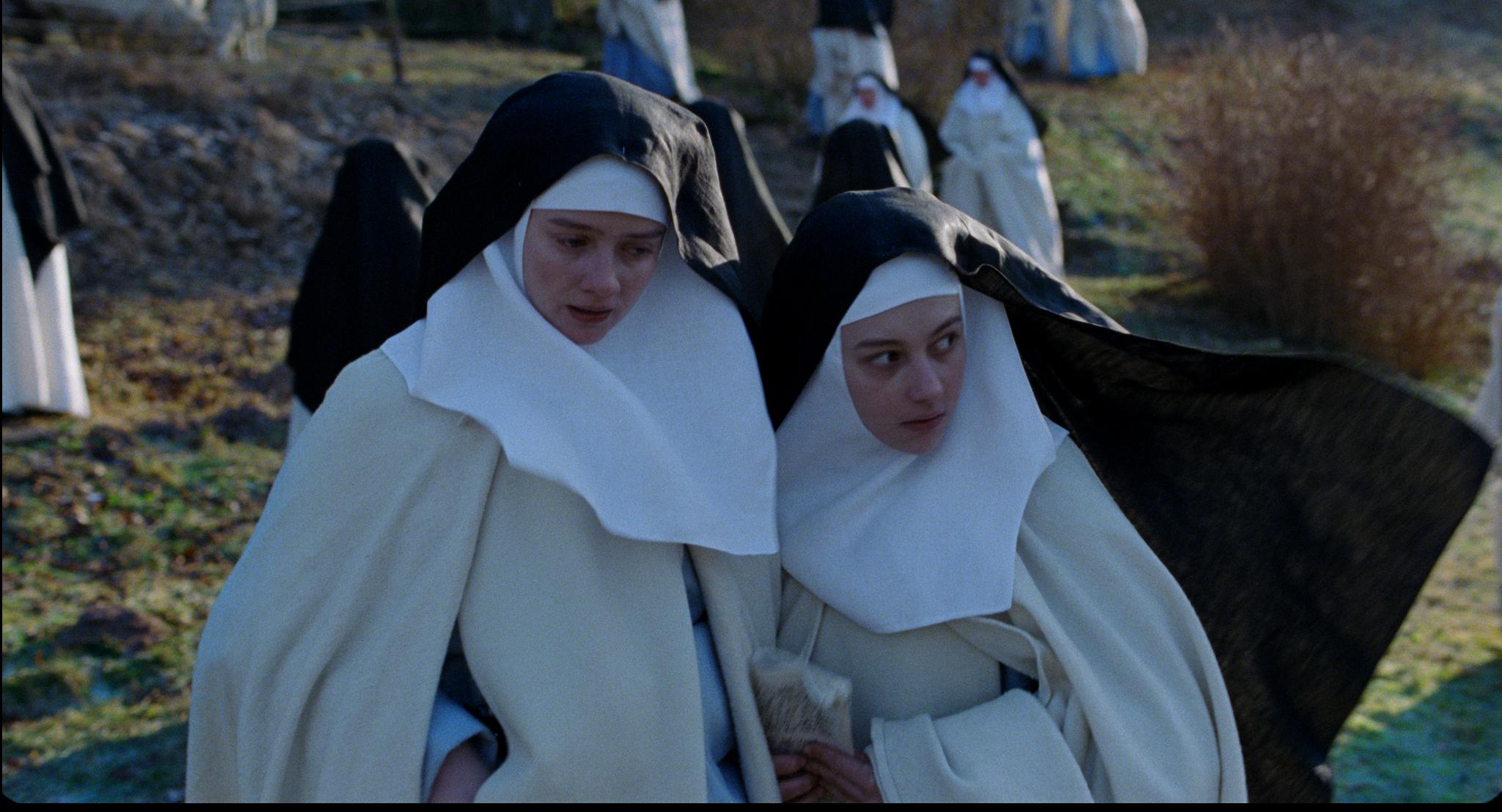 Фильм секс с монашками